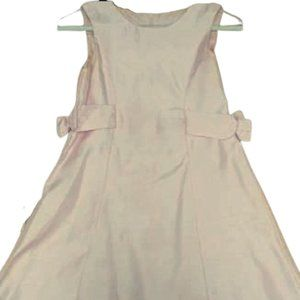 Youth formal dress blush pink with bows George